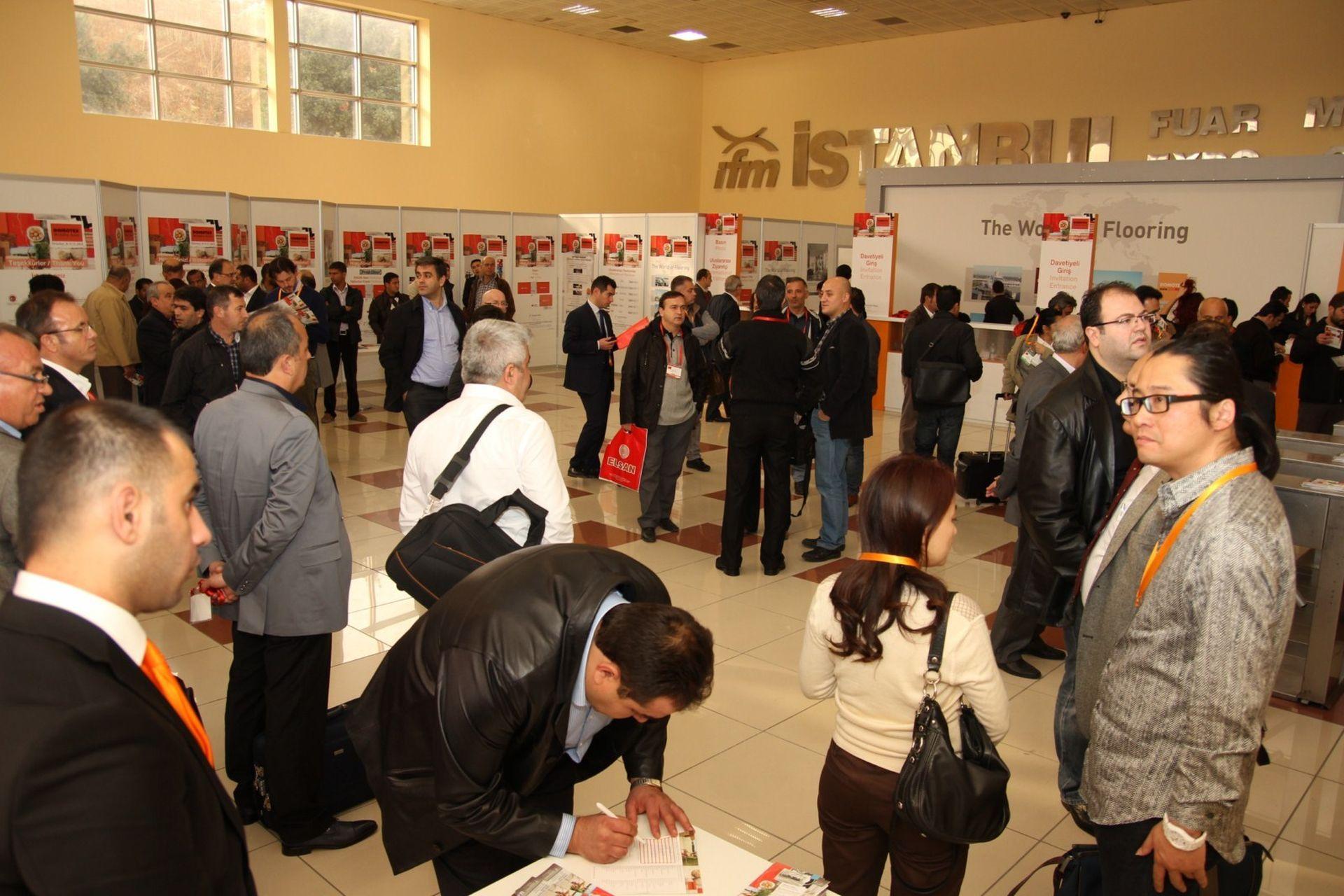 DOMOTEX Turkey 2012 Image Photos