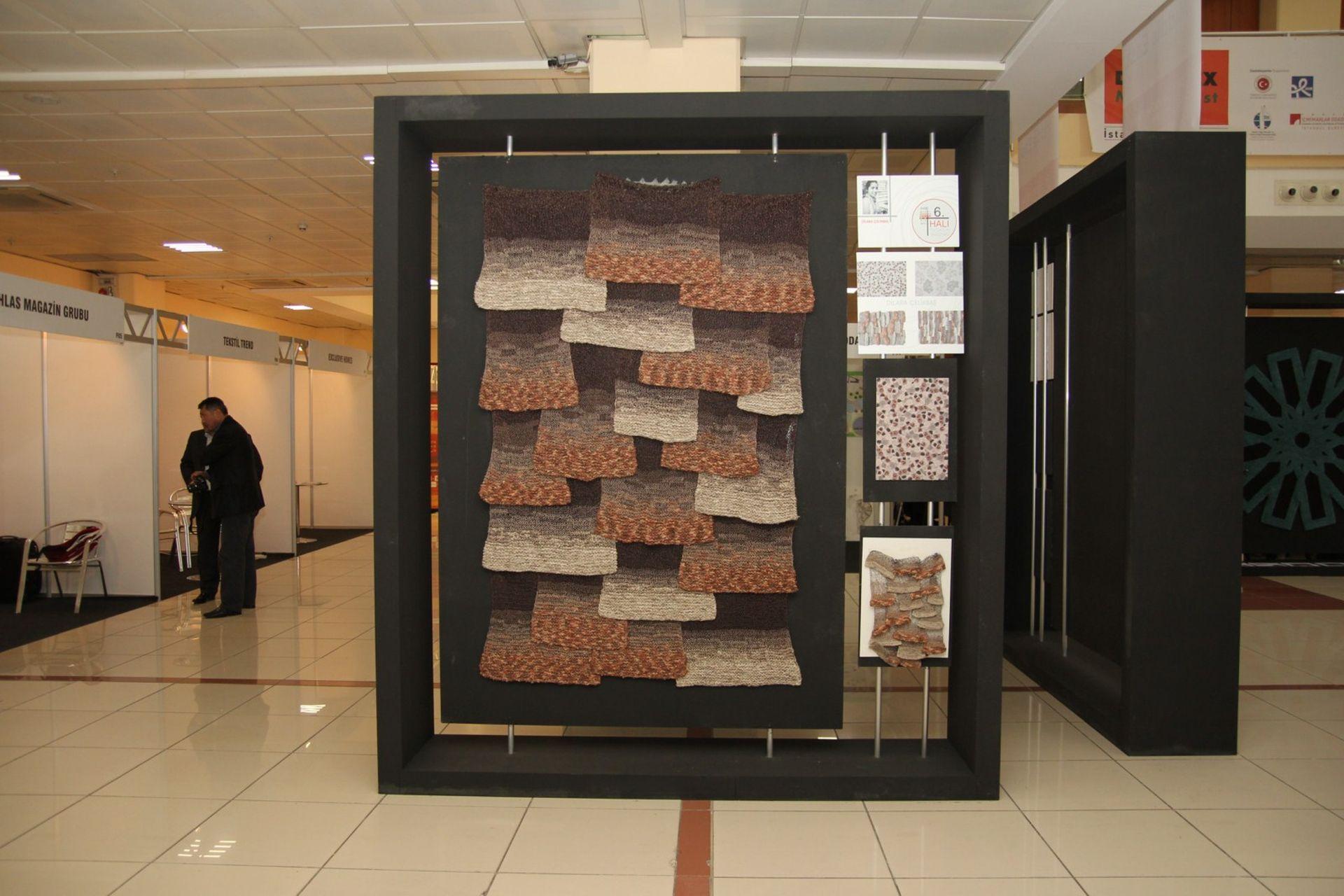 DOMOTEX Turkey 2012 IHIB Carpet Exhibition