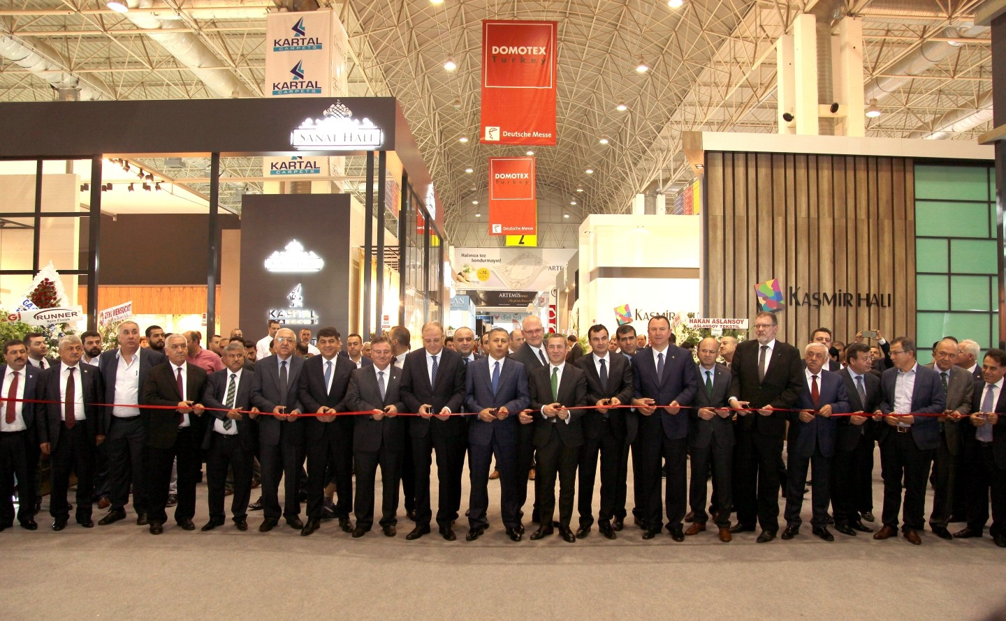 DOMOTEX Turkey 2016