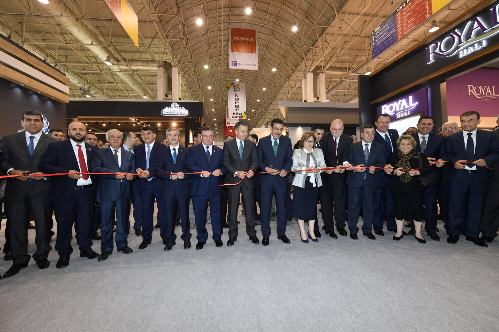 DOMOTEX Turkey 2017