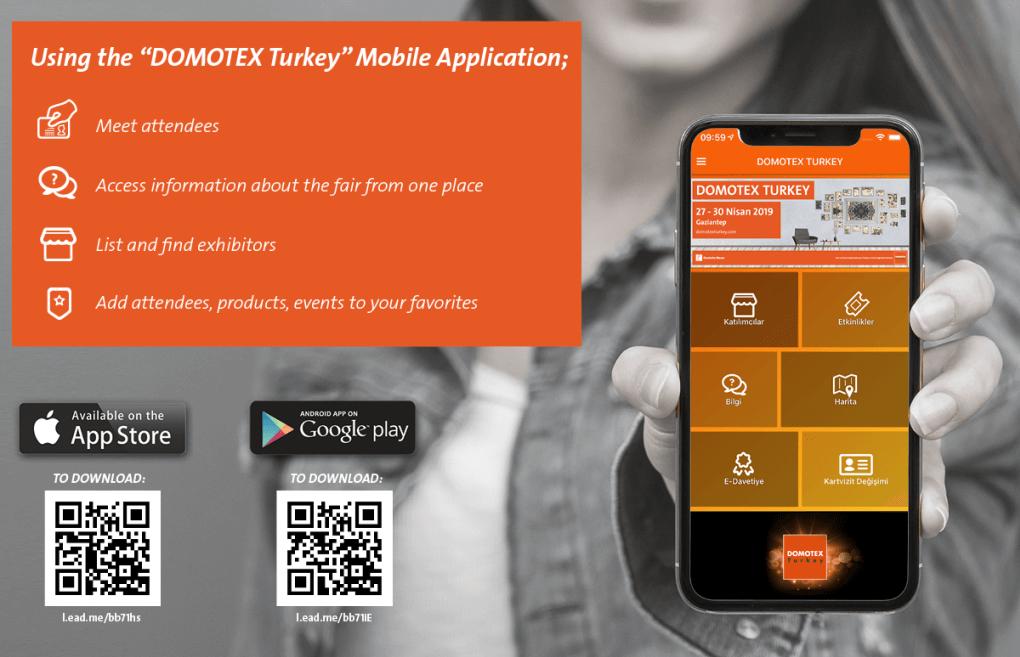 Online Registration | DOMOTEX Turkey
